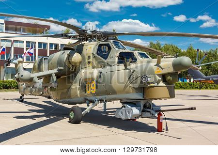 Mi-28N Russian Military Helicopters