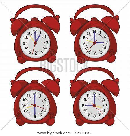 isolated clocks