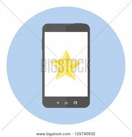 Mobile Shiny Star