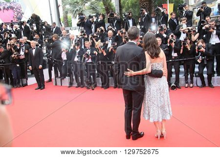 Berenice Bejo attends 'The BFG' premier during the 69th Annual Cannes Film Festival on May 14, 2016 in Cannes.