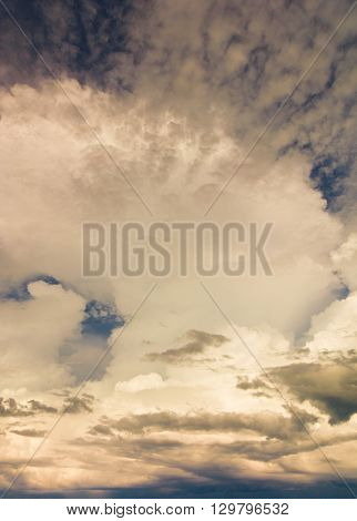 Spectacular Cloudscape Heaven Wallpaper
