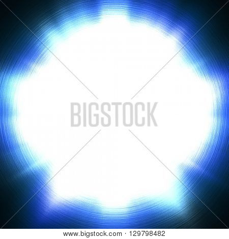 abstract blue lighting background