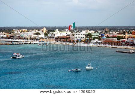 Cozumel Harbor
