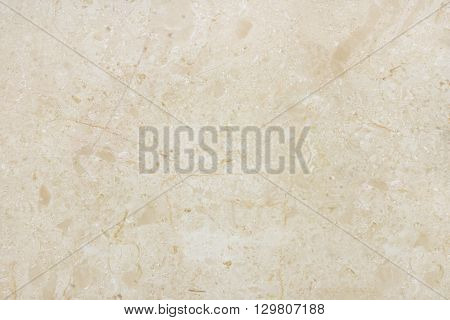 Marble stone wall texture. Beautiful beige marble background with natural pattern.