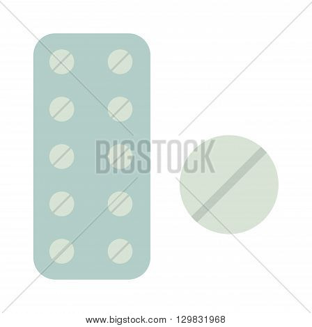Tablets pills medicine medical on white background. Tablet pills medical drug pharmacy care and tablet pills antibiotic pharmaceutical. Healthy vitamin tablet pills and prescription tablet pills.