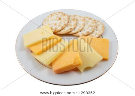 Cheese & Crackers Anyone?