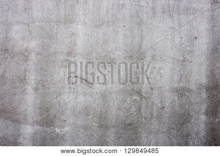 Grungy concrete wall as background - texture