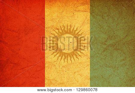 Cordoba Flag