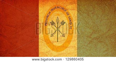 Santa Fe Flag