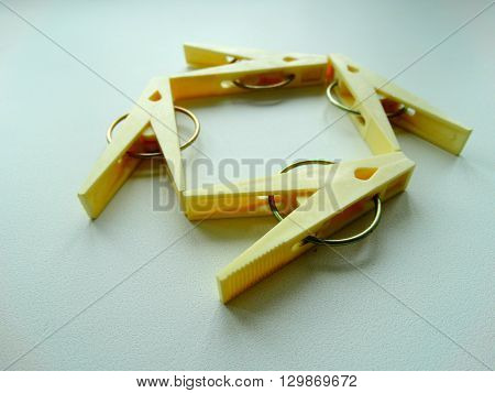 clothespins for clothes housework drying clamp attach