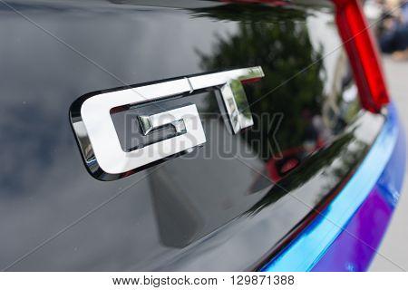 Mustang Gt Emblem