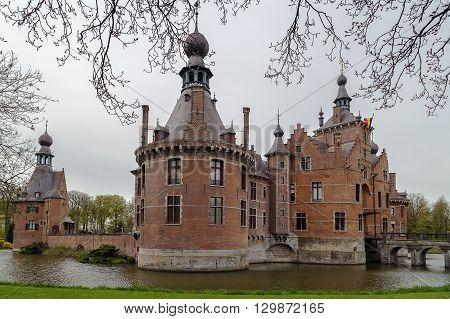 Ooidonk Castle is a castle in the city of Deinze East Flanders Belgium