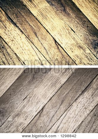 Abstract Wood Textures