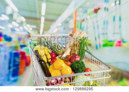 Supermarket.