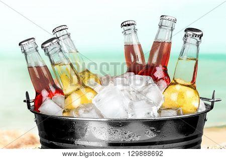 Bottle Drinks.