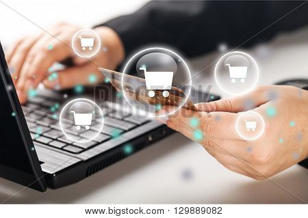 Internet E-commerce.