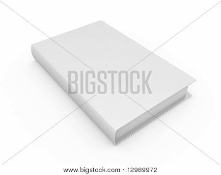 Livro em branco