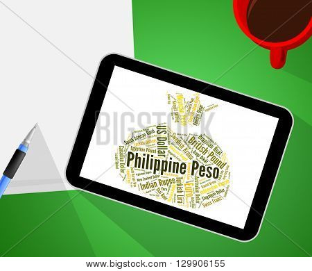 Philippine Peso Represents Exchange Rate And Broker