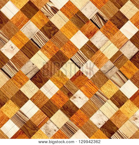 Background with wooden patterns of different colors. Endless texture can be used for wallpaper, pattern fills, web page background, surface textures
