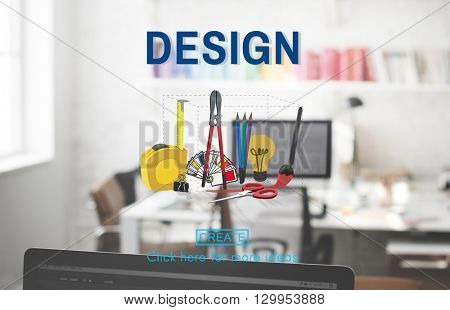 Design Craft Creation Ideas Art Concept