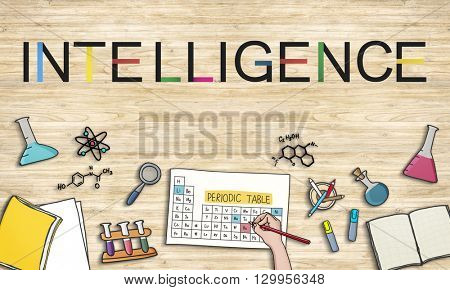 Intelligence Intelligent Smart Genius Insight Skilled Concept