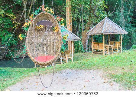 Egg Swing In The Park