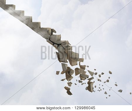 Ruins of success ladder