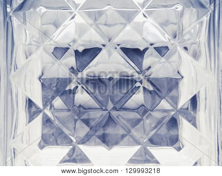 Glass Block Crystal surface Wall decoration Background