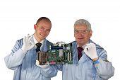 successful IT - engineers