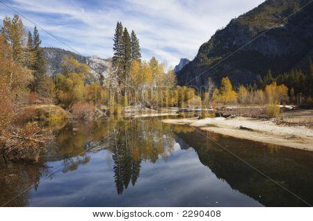 Autumn Splendor In Yosemite