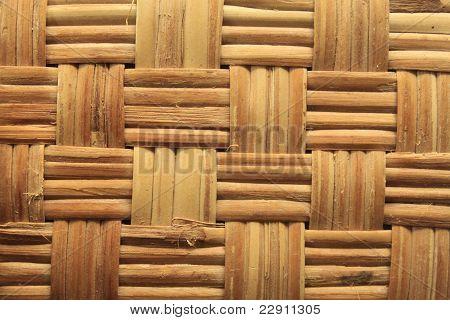 The Rattan Panel