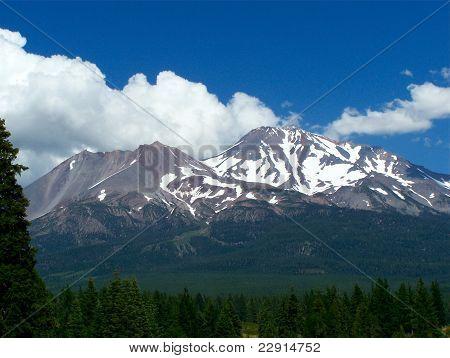 Mount Shasta, Northern California