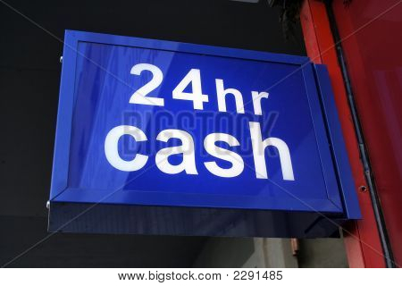 Cash All Day And Night