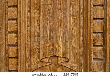 Stock macro photo of the texture of wood