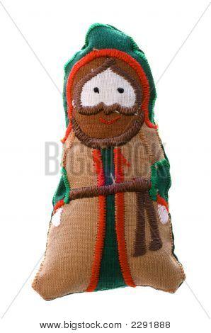 Christmas Image Of Joseph
