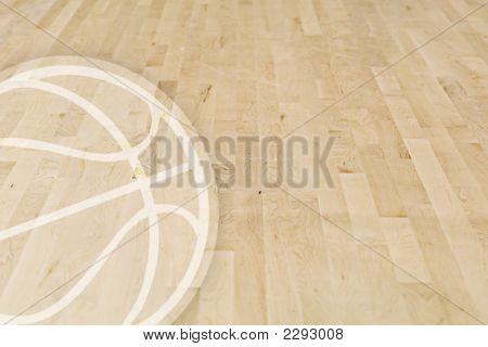 Basketball Floor