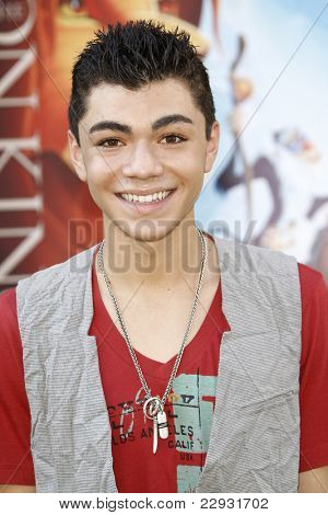 LOS ANGELES - AUG 27: Adam Irigoyen at the premiere of Walt Disney Studios' 'The Lion King 3D' on August 27, 2011 in Los Angeles, California