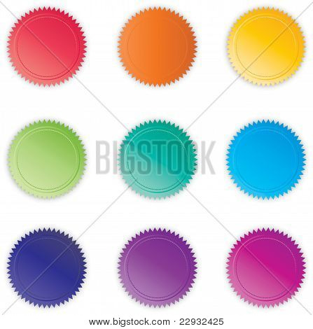 Vibrant Buttons