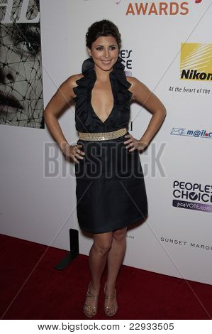 WEST HOLLYWOOD - OCT 12: Jamie Lynn Sigler at the Hollywood Life Hollywood Style Awards at the Pacific Design Center, West Hollywood, California on October 12, 2008