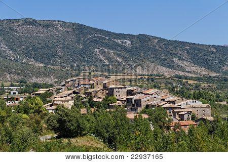 La Puebla De Roda, Huesca Spain