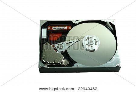 Hard disk.