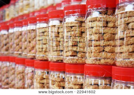 Traditional Nyonya Cookies