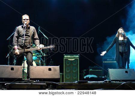 Nevergreen in Concert