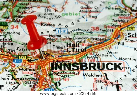 Innsbruck In Tirol, Austria