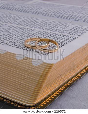 Bible Rings