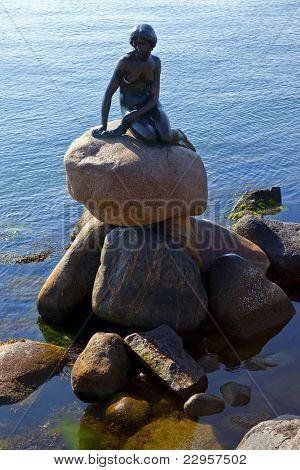 Little Mermaid Statue, Copenhagen