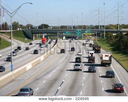 Urban Freeway