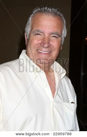 LOS ANGELES - AUG 27:  John McCook attending the Bold & The Beautiful Fan Event 2011 at the Universal Sheraton Hotel on August 27, 2011 in Los Angeles, CA