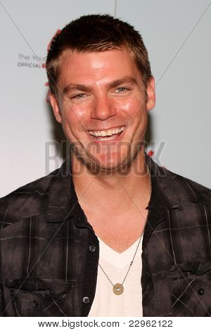 LOS ANGELES - AUG 26:  Jeff Branson attending the Young & Restless Fan Dinner 2011 at the Universal Sheraton Hotel on August 26, 2011 in Los Angeles, CA
