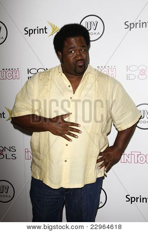WEST HOLLYWOOD - AUG 28: BD Freeman at the 4th annual Icons & Idols party at the Sunset Tower Hotel in West Hollywood, California on August 28, 2011
